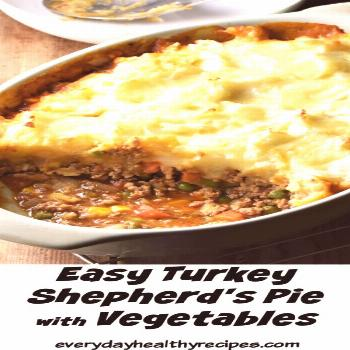 This easy shepherd's pie recipe is a hearty, delicious and quick dish perfect for a weeknight famil